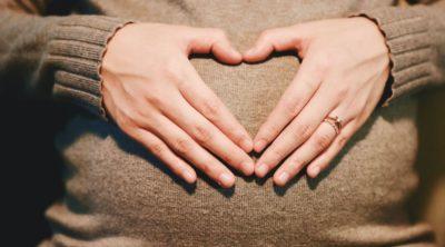 pregnant keto woman pregnant
