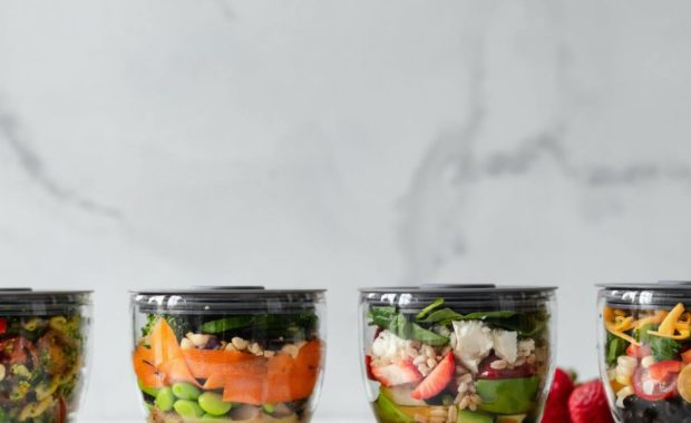 whole30 meal plan containers