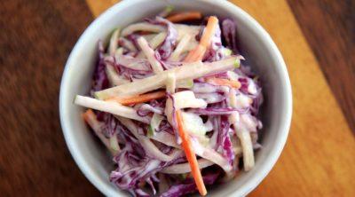 whole30 coleslaw creamy coleslaw