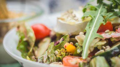 whole30 salad on a plate